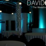 Fairy lights for north west weddings