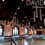 Festoon Lighting Hire for Weddings