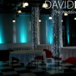 Manchester weddings with fairy lights