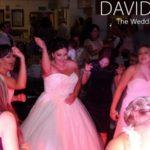 Bride dancing at Bookdale Golf Club