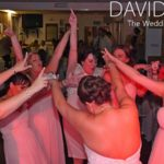 Bride with her maids at Bookdale Golf Club