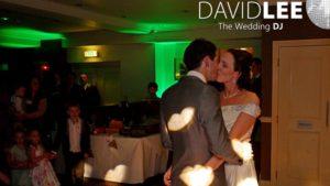 Alderley Edge Hotel Wedding DJ