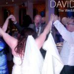 Bride & Family Dancing at Davyhulme Park Golf Club