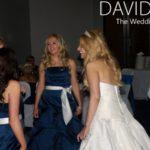 Bride & bridesmaids at Rookery Hall