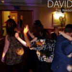 David Lee DJ at Dukinfield Golf Club
