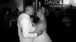 Dukinfield Golf Club Wedding DJ