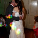 Father and daughter dance cheshire