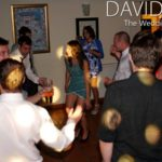 Guests dancing at Bluebell Joshua Bradley