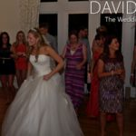 Wedding Guests Dancing at West Tower