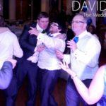 Wedding Guests at Davyhulme Golf Club