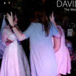 Bride Dancing at Manchester Museum