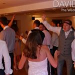 Wedding Guests Dancing at Fishermans Retreat