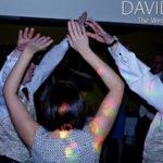 Wedding Guests dancing at Peruga Stockport