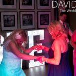 Bride Dancing at Albert Square Chop House