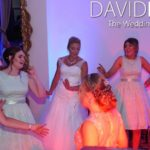 Cheshire Bride and bridesmaids