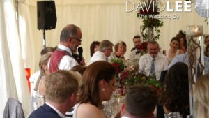 Father of the Bride Speech at Soughton Hall