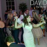 Bride Dancing at Iscoyd Park