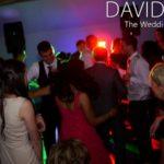 Dance floor rocking at white hart