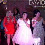 Dancefloor full at Bartle Hall