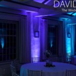 Quarry Bank Mill Wedding Lighting night time