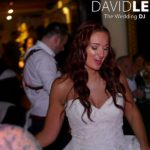 Samlesbury Hall Bride Dancing