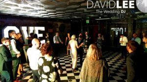Manchester Wedding DJ January 2017