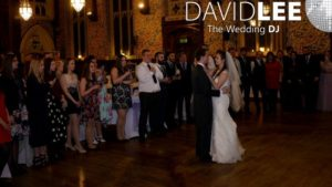 Rochdale Town Hall wedding 1st Dance