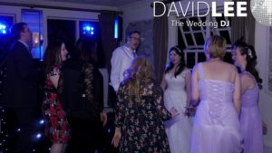 Bride & Groom Dancing at Deanwater Hotel