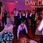 Dance off in the Merchant Room