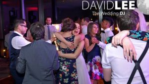 Wedding Last Dance at Castlefield Rooms