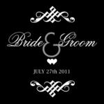 Wedding Monogram 15