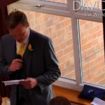 Wedding Speeches in the Bluebell Suite
