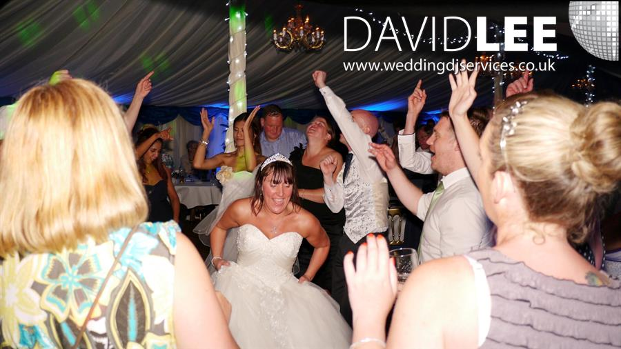 My Wedding playlist… - Manchester Wedding DJ David Lee