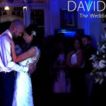 Wedding First Dance at Leighton Hall